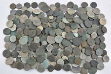 Lot 266 Greek bronze coins for cleaning 500 BC - 100 BC