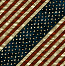 Distressed American Flag   DOO RAG MC BIKER BANDANA