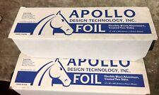 Apollo Design Technologies Foil Lot Of 2
