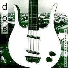 DOS - Justamente Tres (1994) CD MIKE WATT, MINUTEMEN, fIREHOSE, KIRA, BLACK FLAG