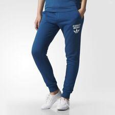 adidas Originals Regular Cuffed Trackpant Pants 40-tech Steel F16