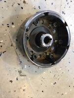 07-11 SUZUKI DL650 VSTROM FLYWHEEL ROTOR PICKUP MAGNETO LEFT SIDE ENGINE FLY WHE