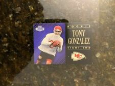 1997 Score GEMS #79 TONY GONZALEZ ROOKIE.......NM-MT