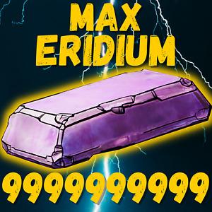 (PC XBOX ONLY) - MAX ERIDIUM - BILLIONS OF ERIDIUM! 999999999!