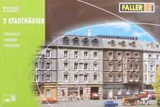 Faller 232307 N - zwei Stadthäuser NEU & OvP