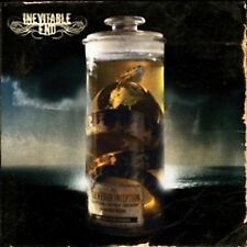 INEVITABLE END - The Severed Inception (CD, 2009, Relapse) Death Metal, NEW