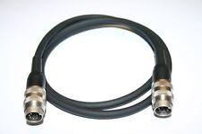 Adapter Tuchel 5pol DIN - 5pol Stereo für Stellavox Nagra Uher Bandmaschienen