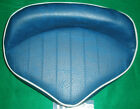 WISE BOAT SEATS PRO LEAN BUTT PEDESTAL NAVY W/ WHITE GRAY WD112P-711 OVER STOCK
