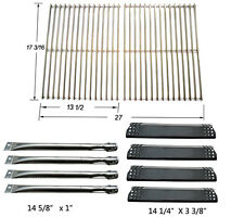 Sunbeam Grill Master 720-0697 Grill Replacement Burners,Heat Plates,Cooking Grid