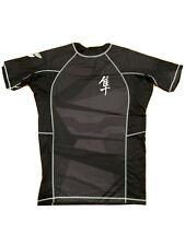 Hayabusa Metaru Rash Guard Shirt Sleeve