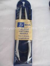 Grey Circular Knitting Needles