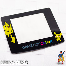 Nintendo GameBoy Color Display Scheibe Screen Ersatzscheibe Game Boy Pokemon #4