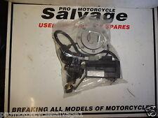 Honda CBF 1000 ABS 2006 2007 2008 2009: Lock Set Hiss X2 Touches: utilisé moto