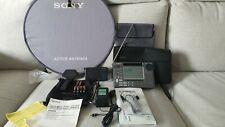 Sony ICF SW 55 Weltempfänger  + Active Antenne