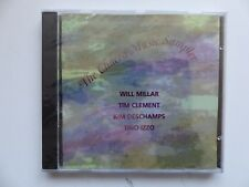 CD The chacra music sampler WILL MILLAR TIM CLEMENT KIM DESCHAMPS IZZO  NEW AGE