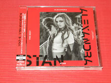2018 ALEXANDRA STAN THE BEST  with Bonus Track  JAPAN CD