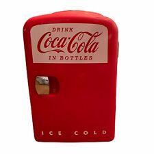 Collectors Mini-Coca-cola refrigerator Drink Coca Cola In Bottles