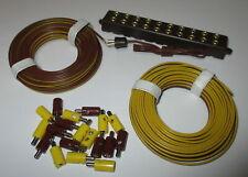Plug (2,6mm), Twin Strands And Distributor Plate with Plug *New
