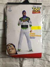 Disney Toy Story Buzz Lightyear Adult Mens Halloween Costume 13578