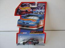 1999 NASCAR PEPSI 400 DAYTONA HOT WHEELS GRAND PRIX DIE CAST 1:64 SCALE