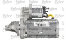 VALEO Motor de arranque 1,8kW 12V OPEL ASTRA CORSA COMBO MERIVA VAUXHALL 458351