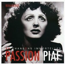Passion Piaf: 25 Chansons Immortelles--BRAND NEW FACTORY SEALED---cd1