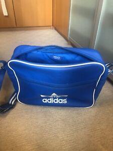 ADIDAS CROSSBODY BAG, BLUE