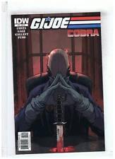 Marvel Comics GI Joe Cobra V2 #10 2010 NM- Cover B