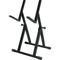 Musician's Gear Deluxe Amp Stand Black
