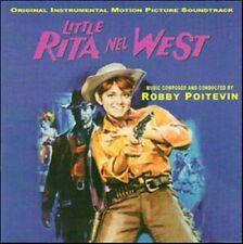 Robby Poitevin: Little Rita Nel West (New/Sealed CD)