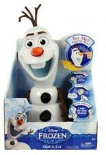 Disney Frozen Olaf-a-Lot Talking Toy
