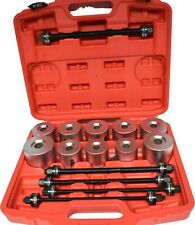 Press and Pull Sleeve Kit Removal Install and Extracts Seal Bushes Bearings 27pc