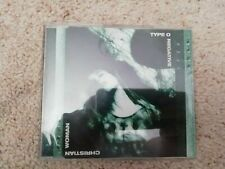 TYPE O NEGATIVE - Christian Woman  3 TRACK CD SINGLE