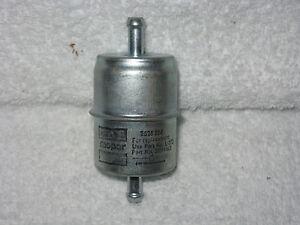 NOS Mopar 1967-74 Black Print Metal Gas Filter