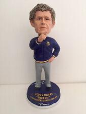 "Jerry Burns ""Burnsie"" Minn. Vikings Signed Bobblehead 4th Coach (Ltd. Ed. - 360)"