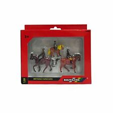 Britains 132 Replica Horse and Riders Collectable Farm Toy