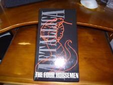 Metallica / The Four Horsemen - Live 1992 ORG w/Booklet Poster 3CDBOX Rare!!!!
