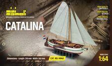 MINI MAMOLI - Modello kit barca CATALINA serie MINI MAMOLI in scala 1:64 (G8H)