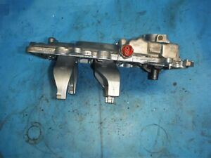 M5R1 Ford / Mazda 5 speed transmission shifter top cover with forks (082820-001
