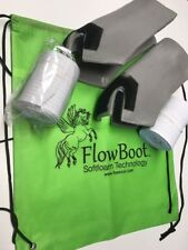 Flowboot Performance Boot And Breathable Wraps Medium horse boots barrel racing