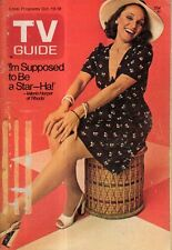 1974 TV Guide October 12-Valerie Harper - Rhoda; James Earl Jones;that's my mama