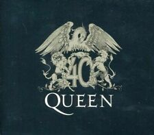 Queen 40th Anniversary Limited Editio 0050087241360 CD