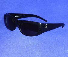 RARE VTG G.F.FERRE SUNGLASSES FF52601 BLACK ON BLACK WOMENS GF ITALY