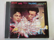 HONSINGER KONDO KOWALD TOYOZUMI WHAT ARE YOU TALKING ABOUT? JAPAN IMPORT JAZZ CD