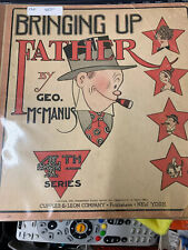 1921 Bringing Up Father 4th Series - Platinum Age Comic Extremely Good Condit