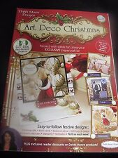 LIMITED EDITION~DEBBI MOORE~ART DECO CRAFT MAGAZINE~32 PAPERS~