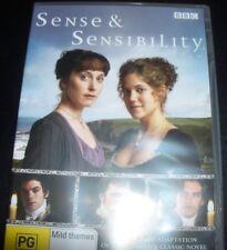 Sense & Sensibility (Jane Austen) (Australia - Region 4) BBC DVD – New