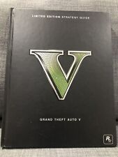Grand Theft auto V Strategy Walk Through Hardback.