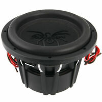 "(2) SOUNDSTREAM T5.104 3600W MAX 10"" Dual 4 Ohm Car Audio Power Subwoofers Sub"