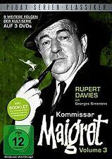 Kommissar Maigret, Vol. 3 / Weitere 9 Folgen der legendär...   DVD   Zustand gut